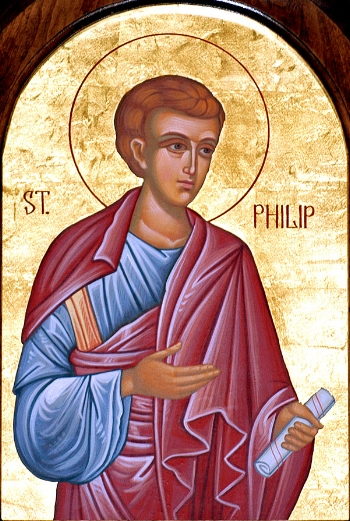 Apostle Philip of the Seventy, one of the Seven Deacons