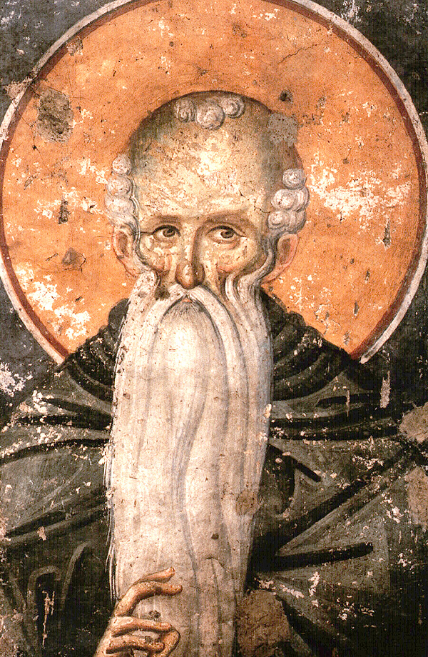 Venerable Euthymius the Great