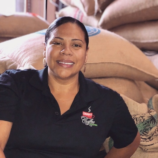 Ruth - Office Manager - Ruth enjoys working at Orlando Coffee Roasters because she loves learning all about the different regions that produce coffee beans and the different tastes that the beans have. She also loves working here because she gets to spend time with family. Being a family-owned business has so many perks and getting to be involved in something so special with the people in her life makes coming to work exciting.