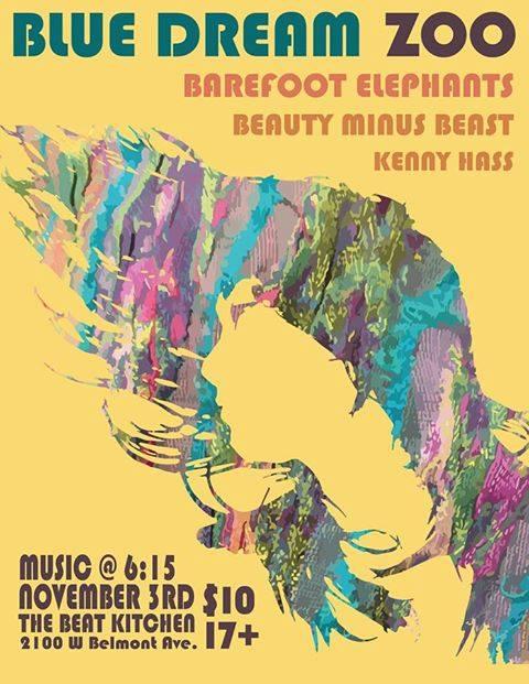 11/03/13 @ The Beat Kitchen