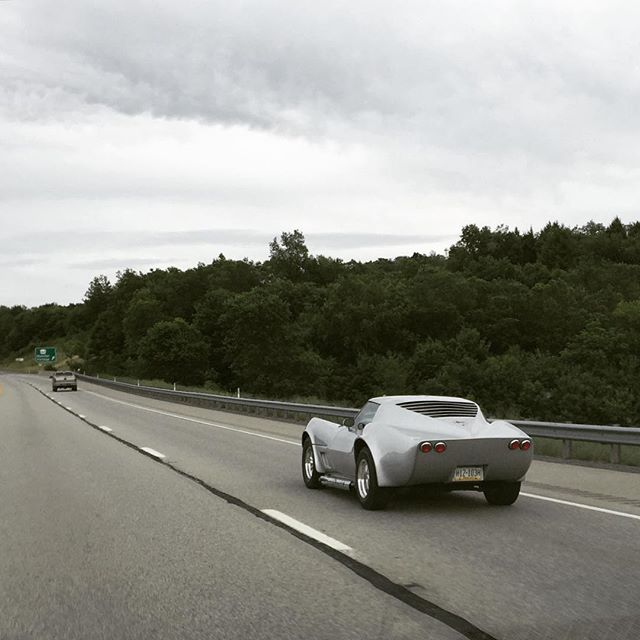 Cruising  #stingray #454 @petrolnetwork