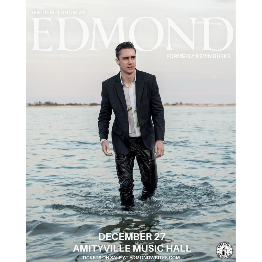 Edmond - (formerly Kevin Burke)Chris Regan, Chris Beyer, and Mother Ocean$10 ADV / $12 DOS16+ w/ ID