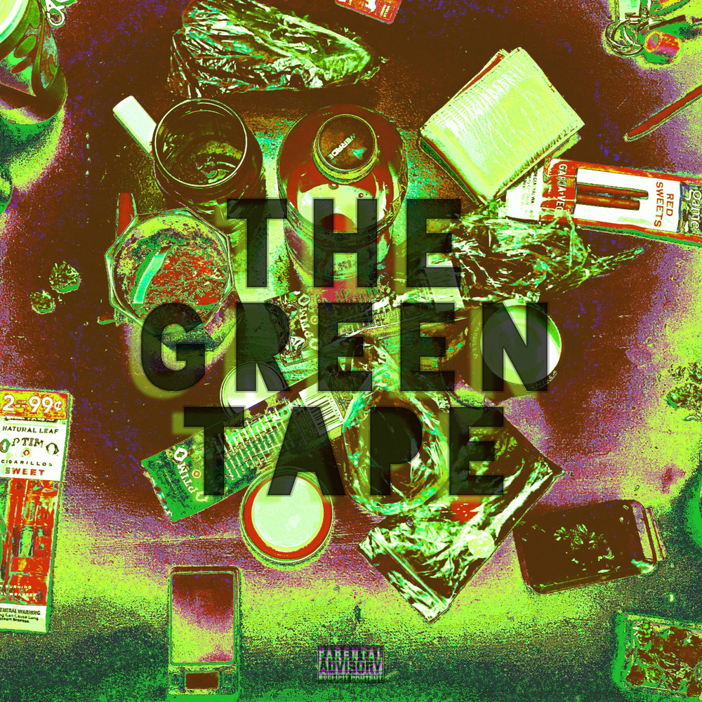 The Green Tape Cover