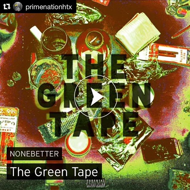 #Repost @primenationhtx (@get_repost) ・・・ Check out this new Houston shit🤘🏾🔥These NawfSide niggas ain't no joke🌊🌊BURN ONE!🍃NONEBETTER.net/ #TOOiLL #NONEBETTER #BlameTheNAWF #Soundcloud #NewHouston #HouHop #TheGreenTape