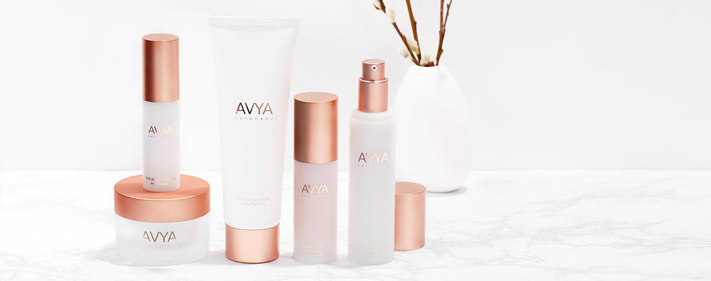 AVYA Skincare - Brand Development | Packaging | Visual Identity | Marketing