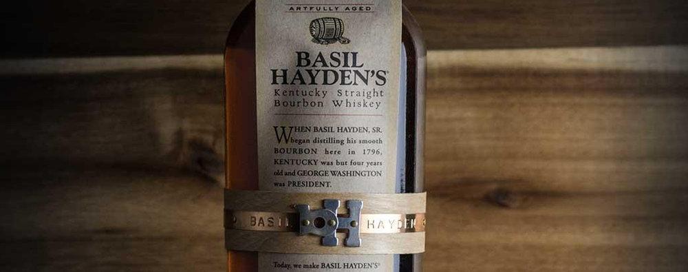 Basil Hayden's - Rebranding | Creative Direction | Marketing