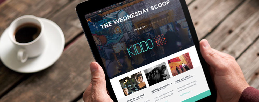 Kiddo - Product Prototyping | Brand Development | Visual Identity
