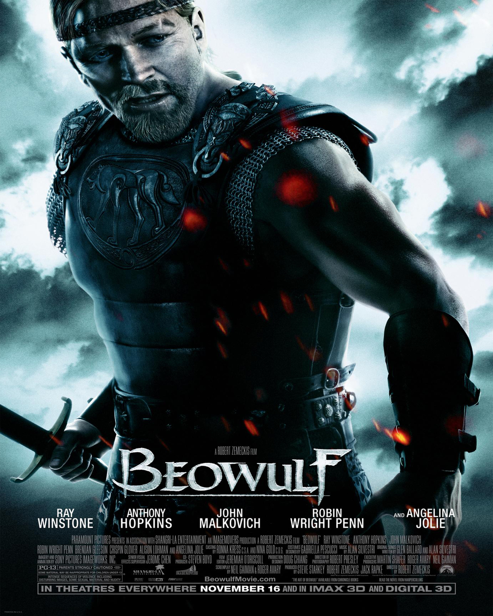 Beowulf 2007  IMDb