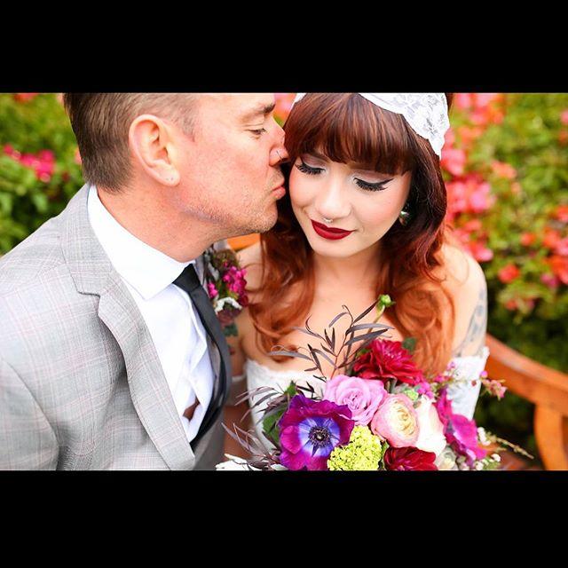 Sneak peek from @mkl_images!! We can't wait to see the rest of your beautiful images from last weekends wedding celebration!! ❤️💜❤️ #carlsbadflowerfields #aliciadaveyevents #sandiegoweddings #carlsbadweddings #weddings
