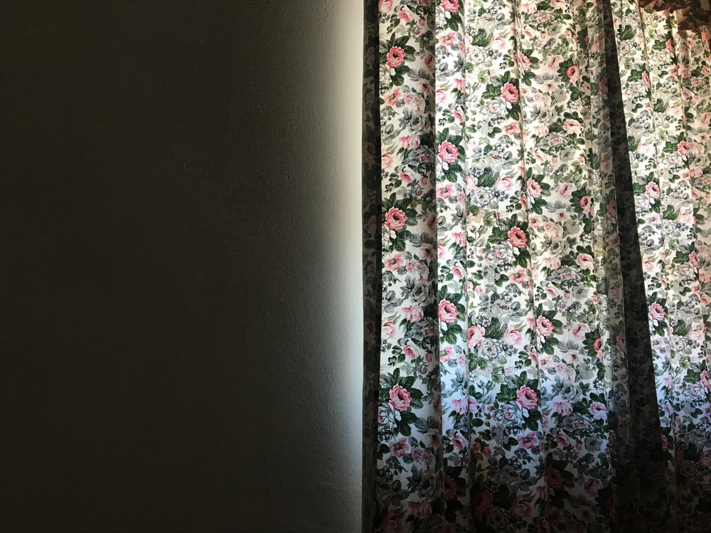 These are the curtains in my room that I love oh so much. the light comes though so beautifully