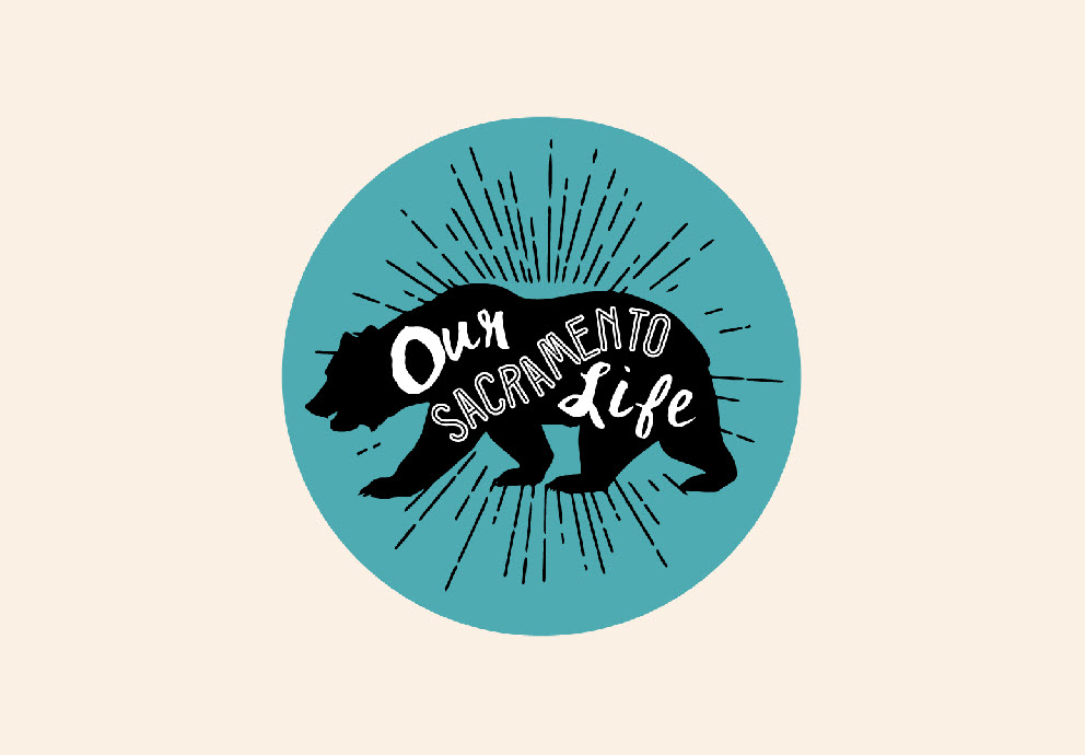 Our Sacramento Life - blog logo
