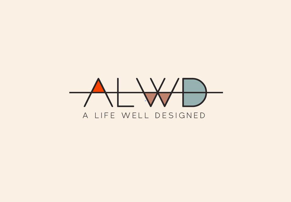 A Life Well Designed Mockup