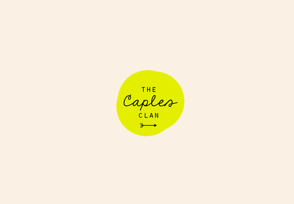 The Caples Clan Mockup