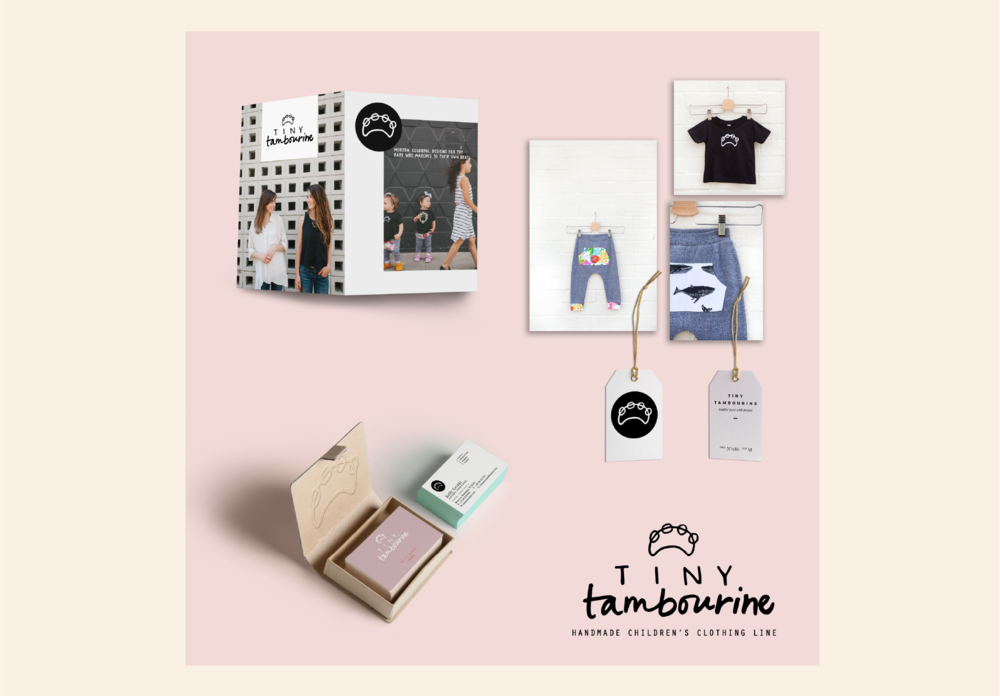 Tiny Tambourine - Branding