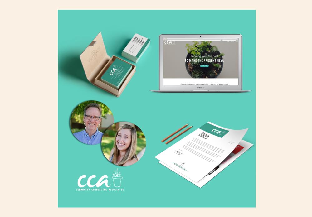 CCA - Branding