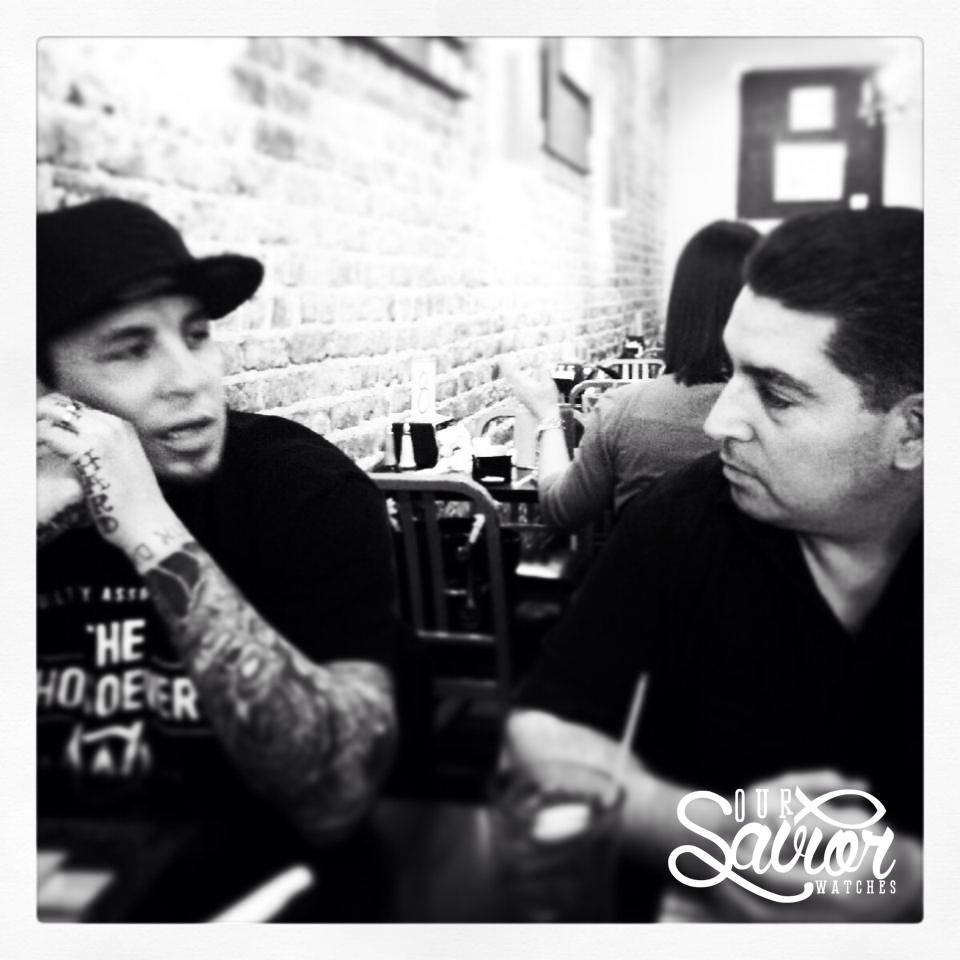Sonny Sandoval (POD) & Ruben Torres