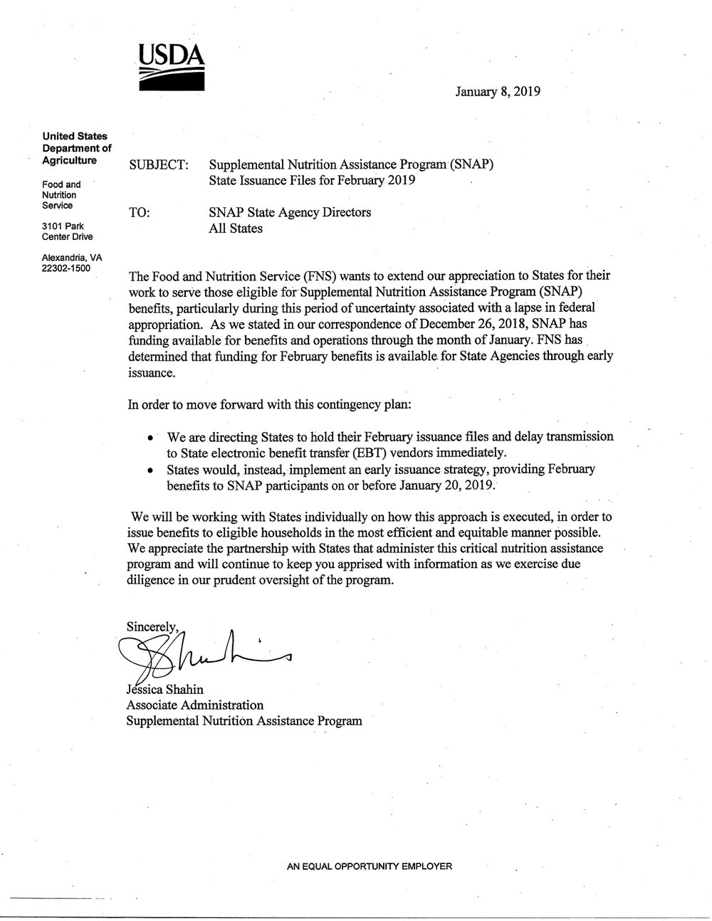 USDA SNAP Letter to States 010819.jpg