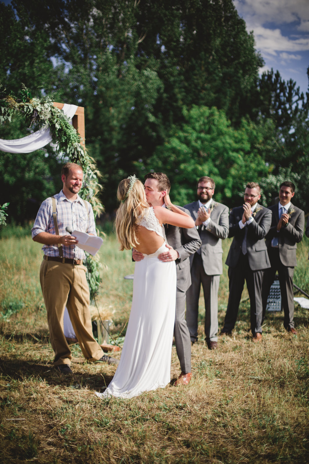 colorado farm wedding photography
