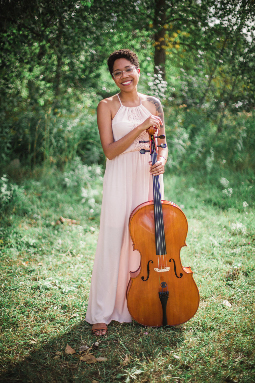 cello wedding photography colorado