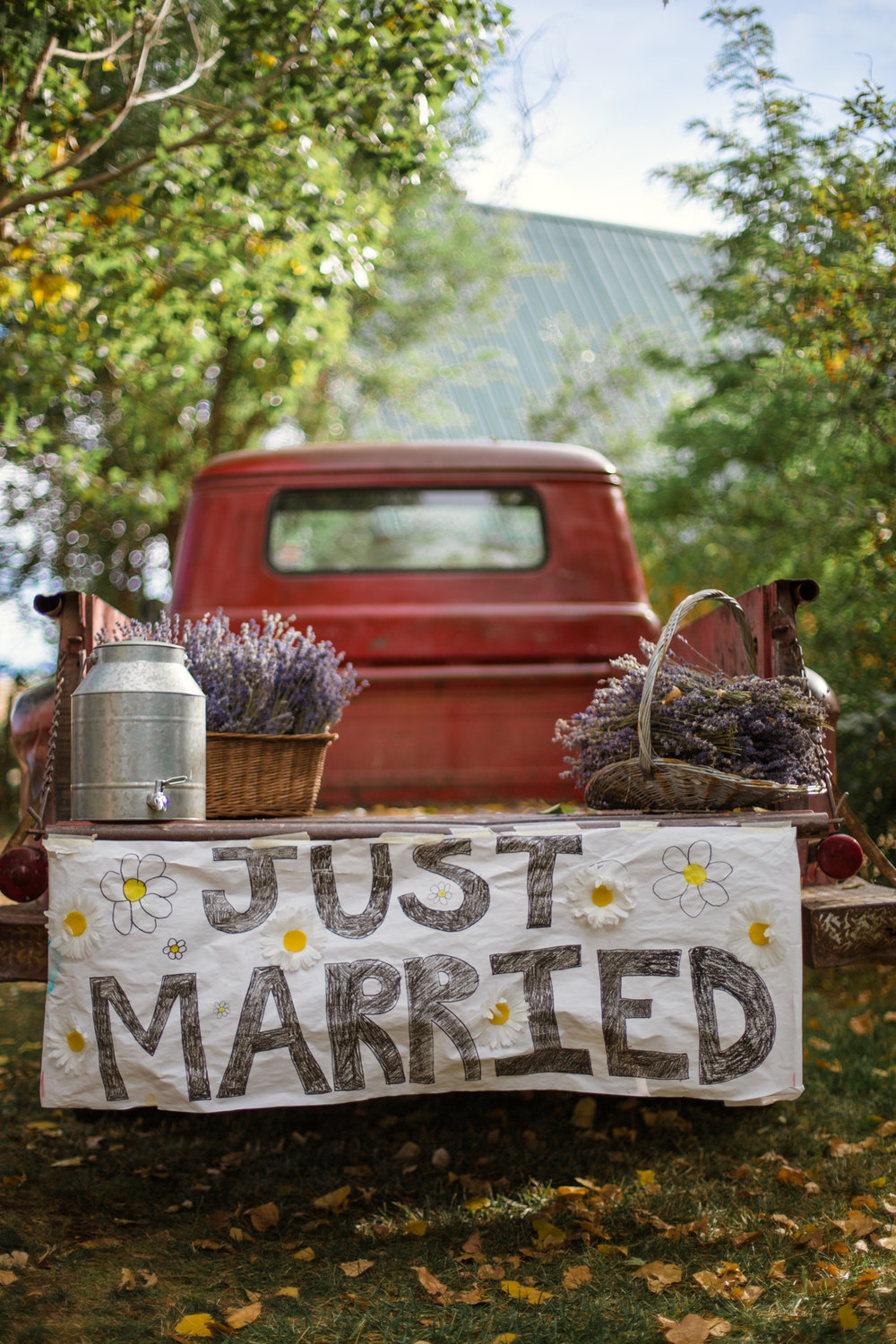 just married colorado wedding photographer