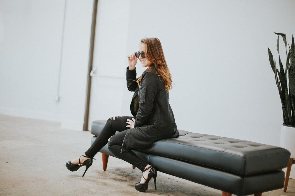 lady jones fashion photography