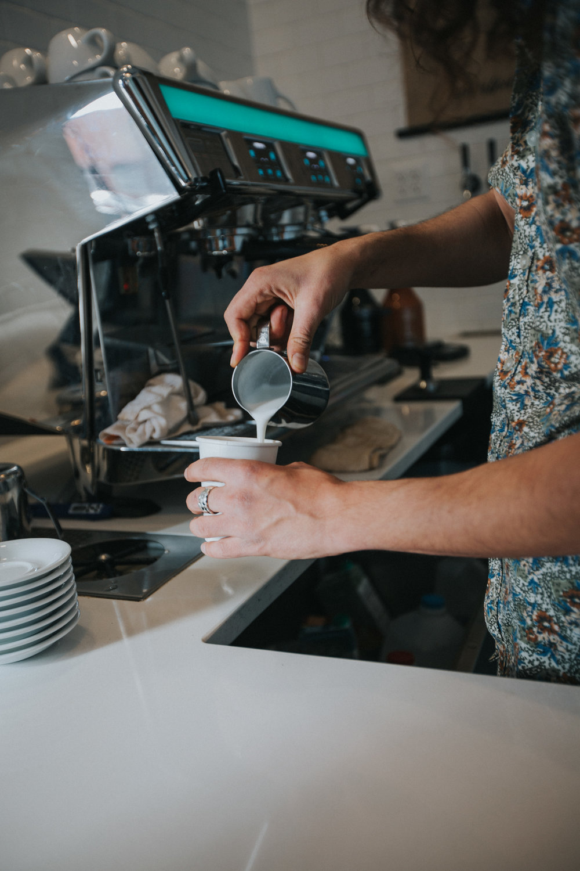 blue sparrow coffee denver rino photographer