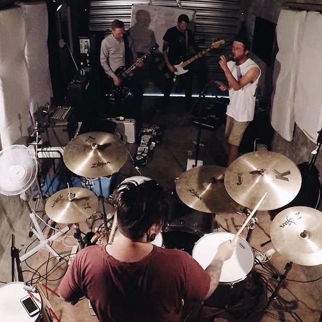 Our boys @outcoldad are working on new jams for 2K17. 🔥 #nzhc