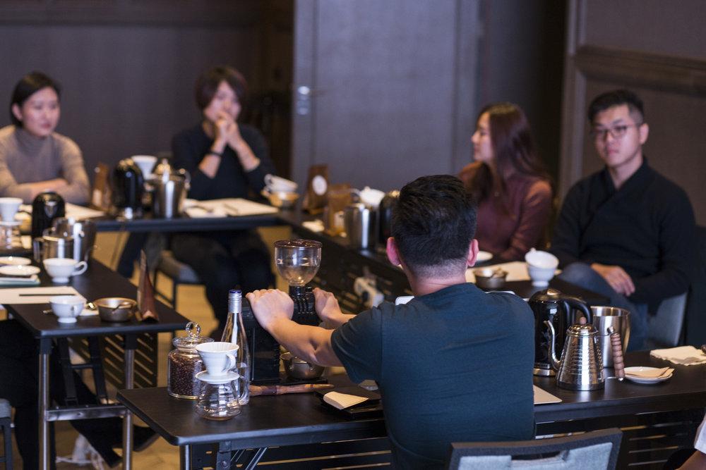 可以按一下圖片進入視頻看看我們是如何實現「咖啡零浪費」!