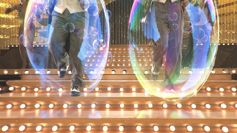Concept Art of the Bubble