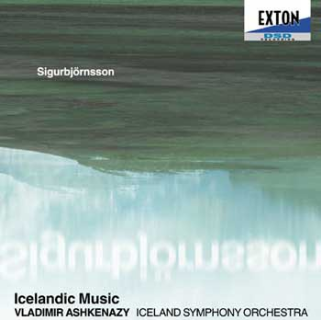 Sigurbjörnsson: Iclandic Music (Octavia Records, 2003)  Music by Thorkell Sigurbjörnsson, performed by Iceland Symphony Orchestra, conducted by Vladimir Ashkenazy. Berglind María Tómasdóttir appears as a soloist in Columbine for flute and strings by Sigurbjörnsson.   Available on Octavia Records    Listen on Spotify