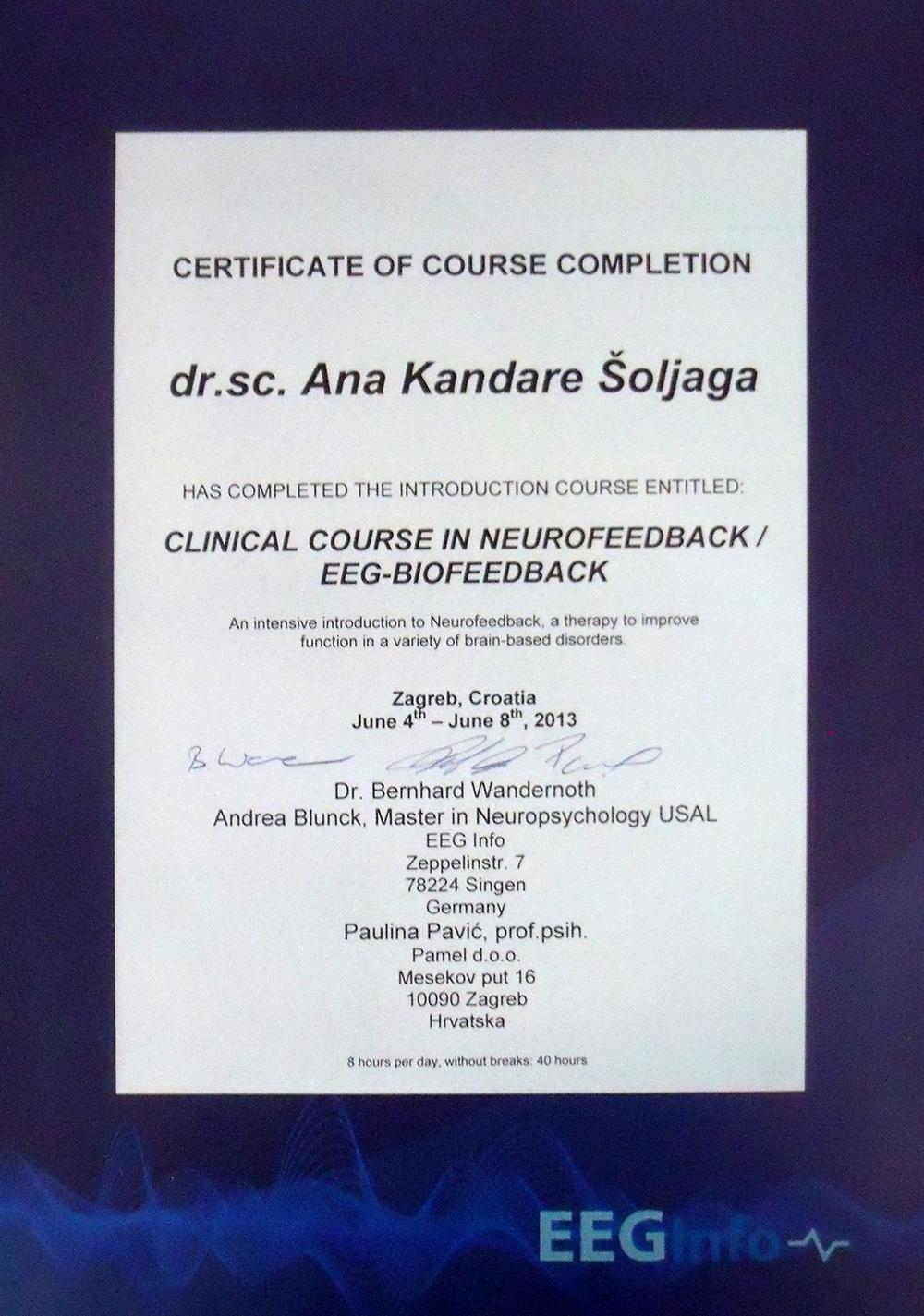 Neurofeedback terapija kojom se poboljšavaju funkcije mozga