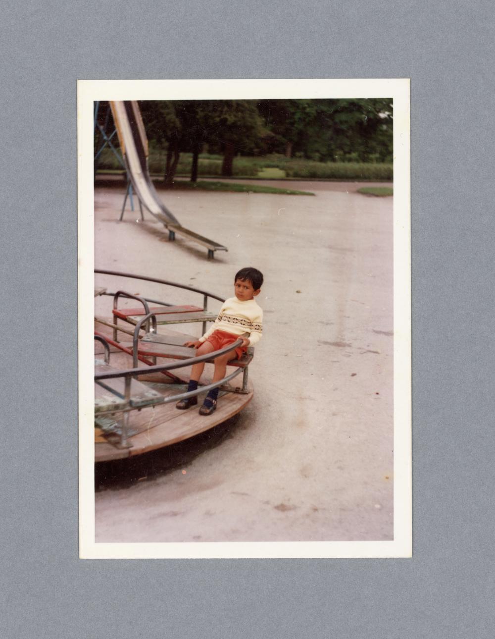 West Park c.1976