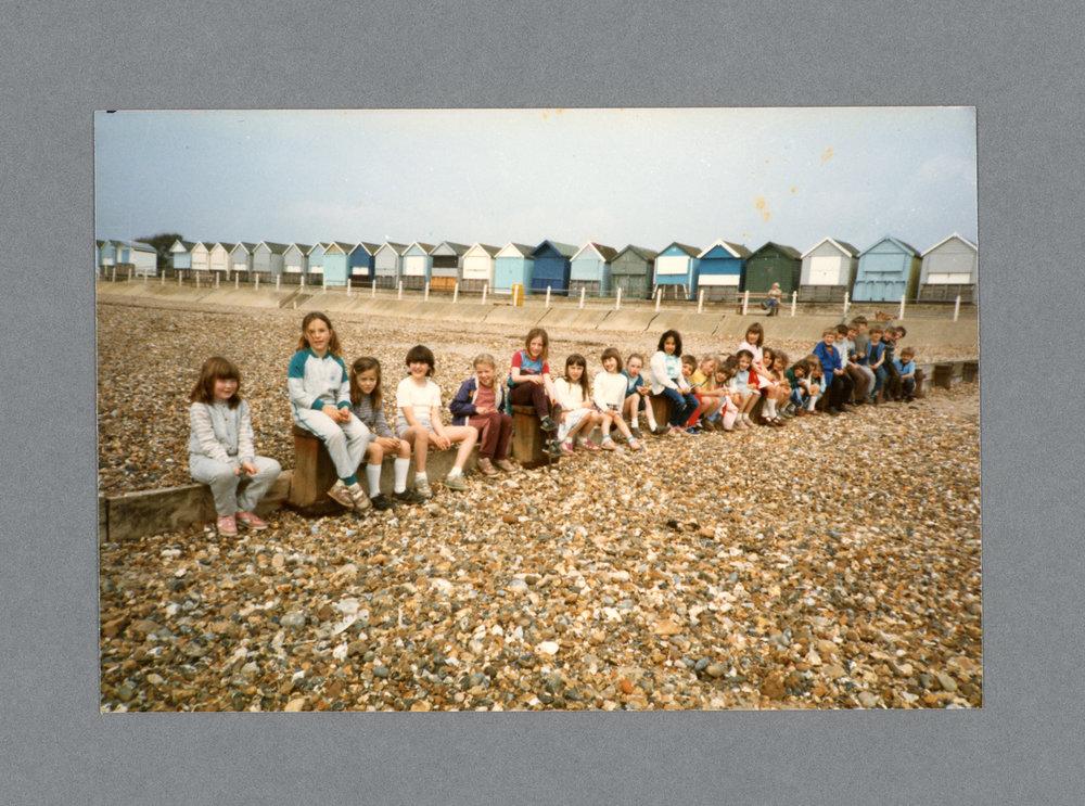 School Trip c.1986