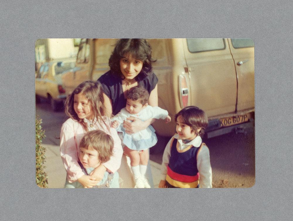Carter Road c.1981