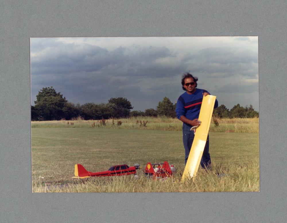 Pendeford Airfield c.1985