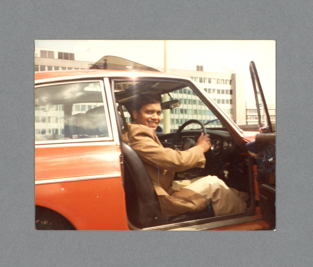 Bullring Birmingham c.1986