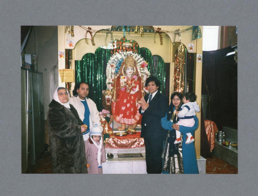 Temple, Birmingham c.1987