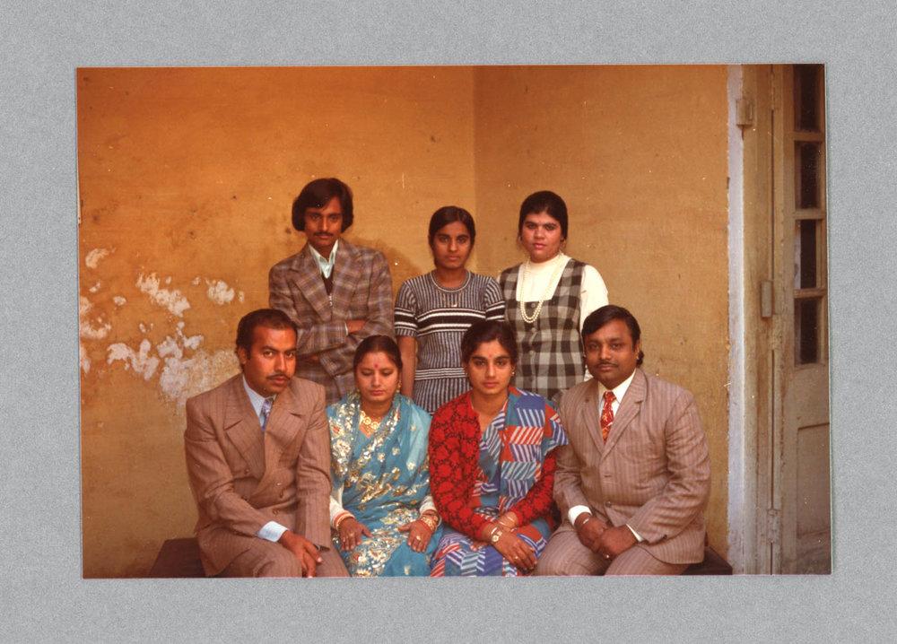New Delhi c.1975