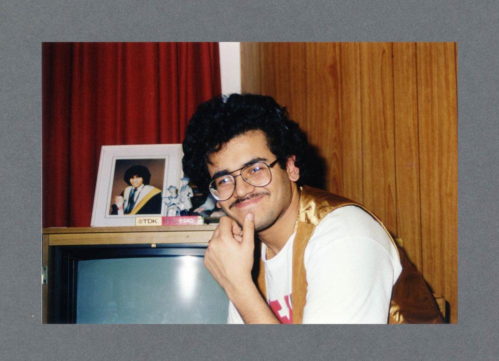 Helenny Close c.1987