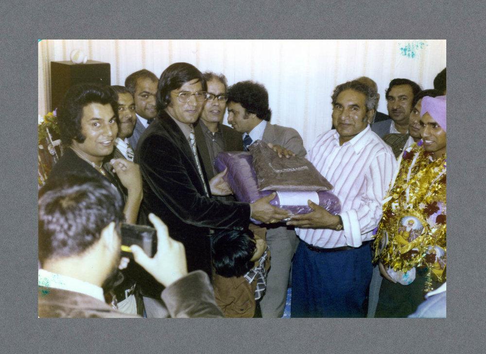 Guru Ravidass Gurdwara, W-ton c.1981