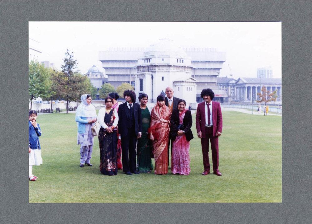Centenary Sq. Birmingham c.1981