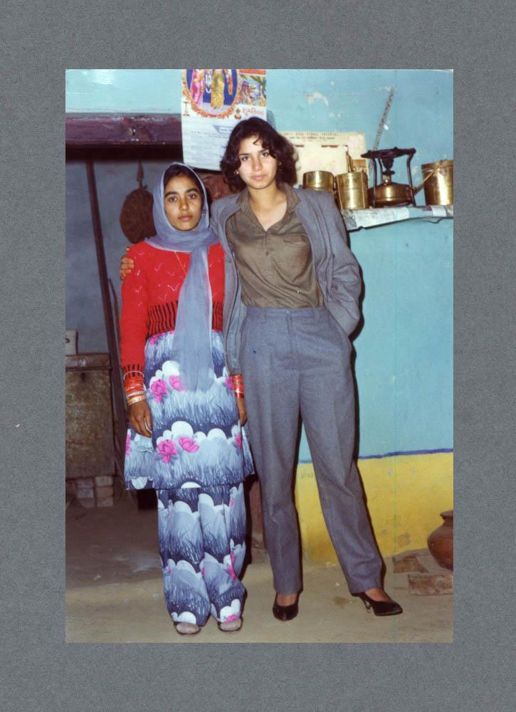 Mahodpur, India c.1980