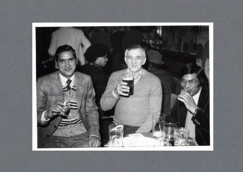 Golden Lion pub, W-ton c.1980