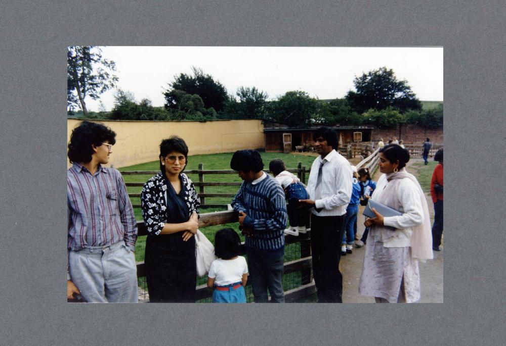 School Rd. Birmingham c.1983
