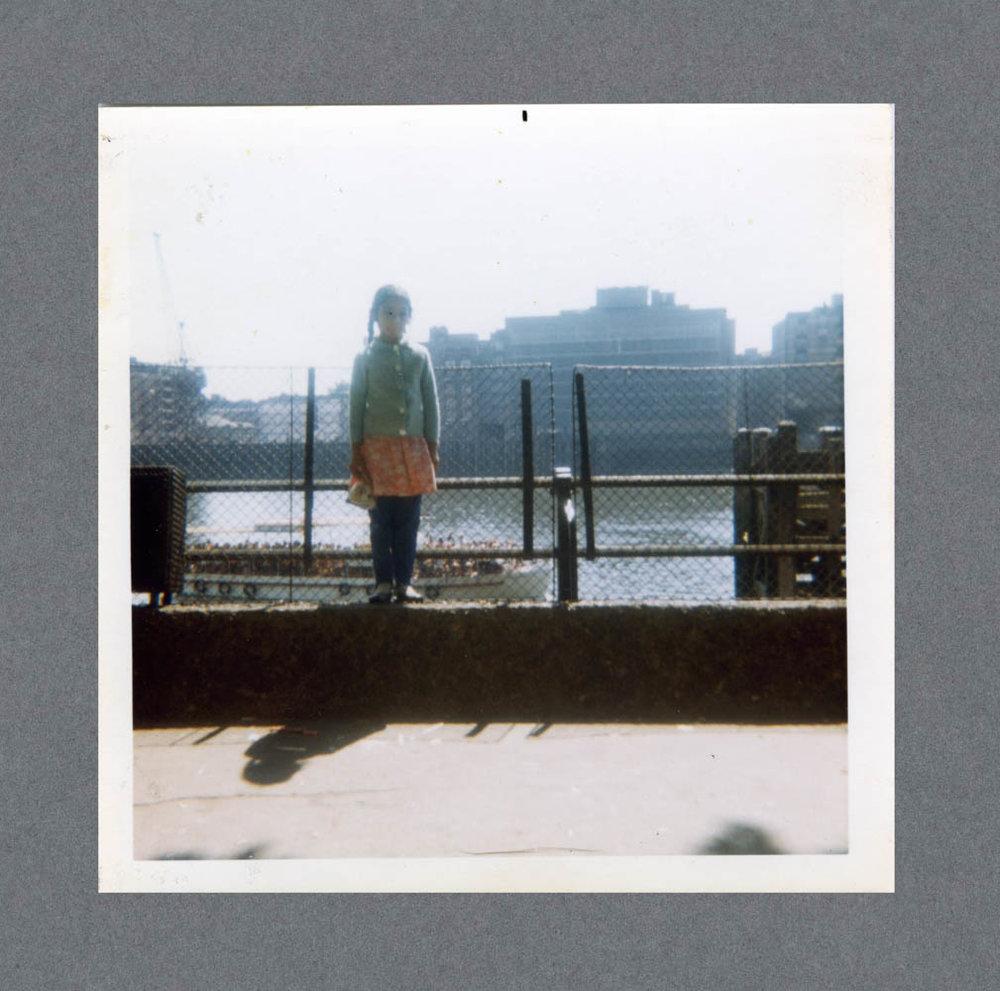 Rhyl, Wales c.1972