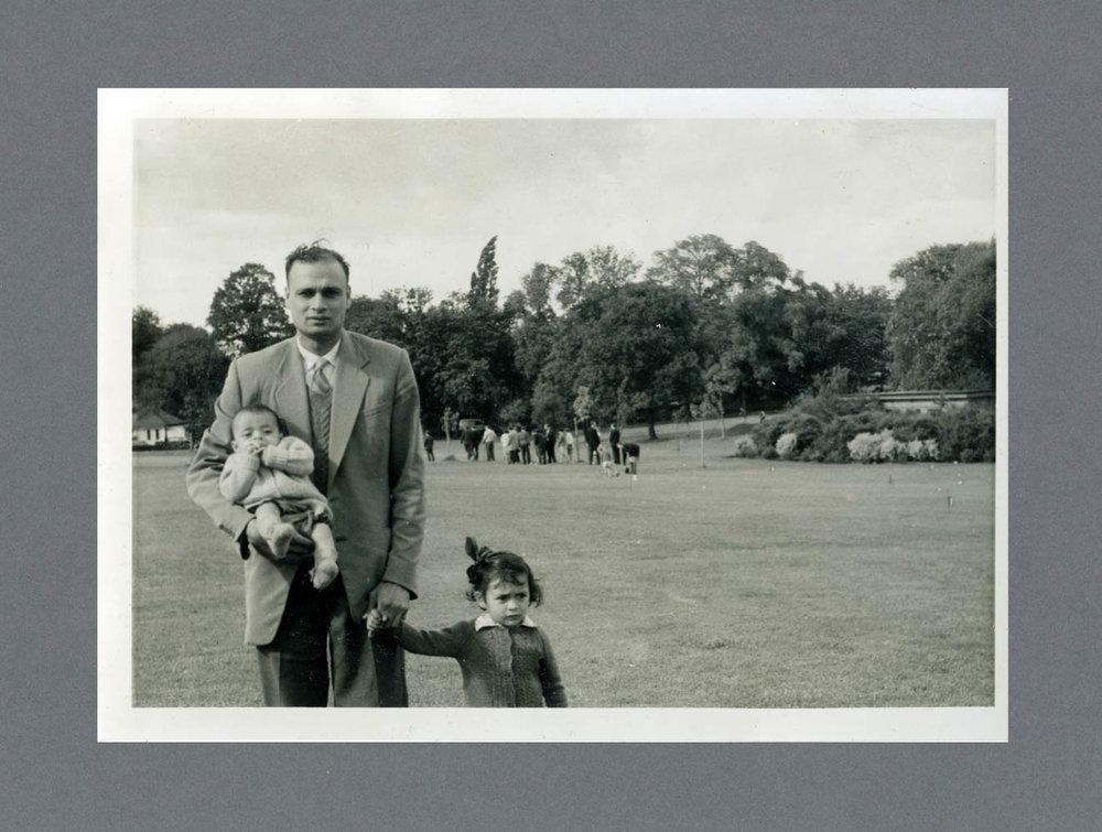 Bantock Park c.1965