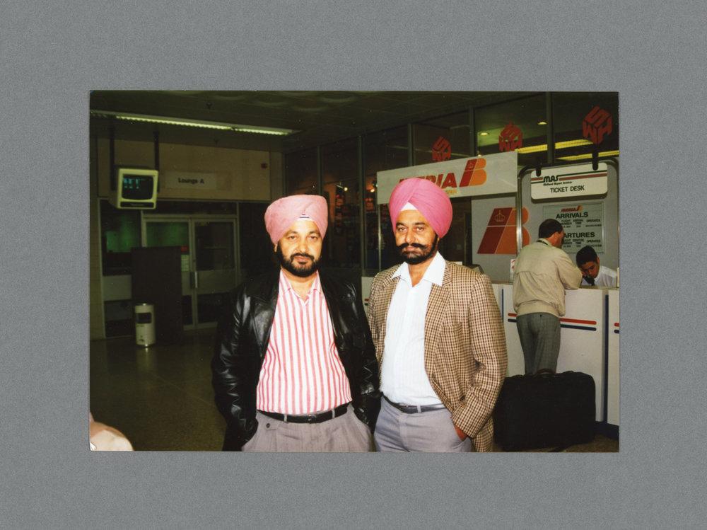 Heathrow Airport c.1988