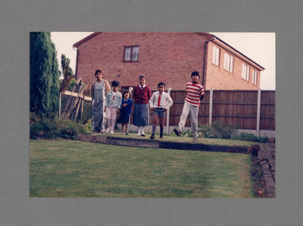 Nine Elms Lane c.1984