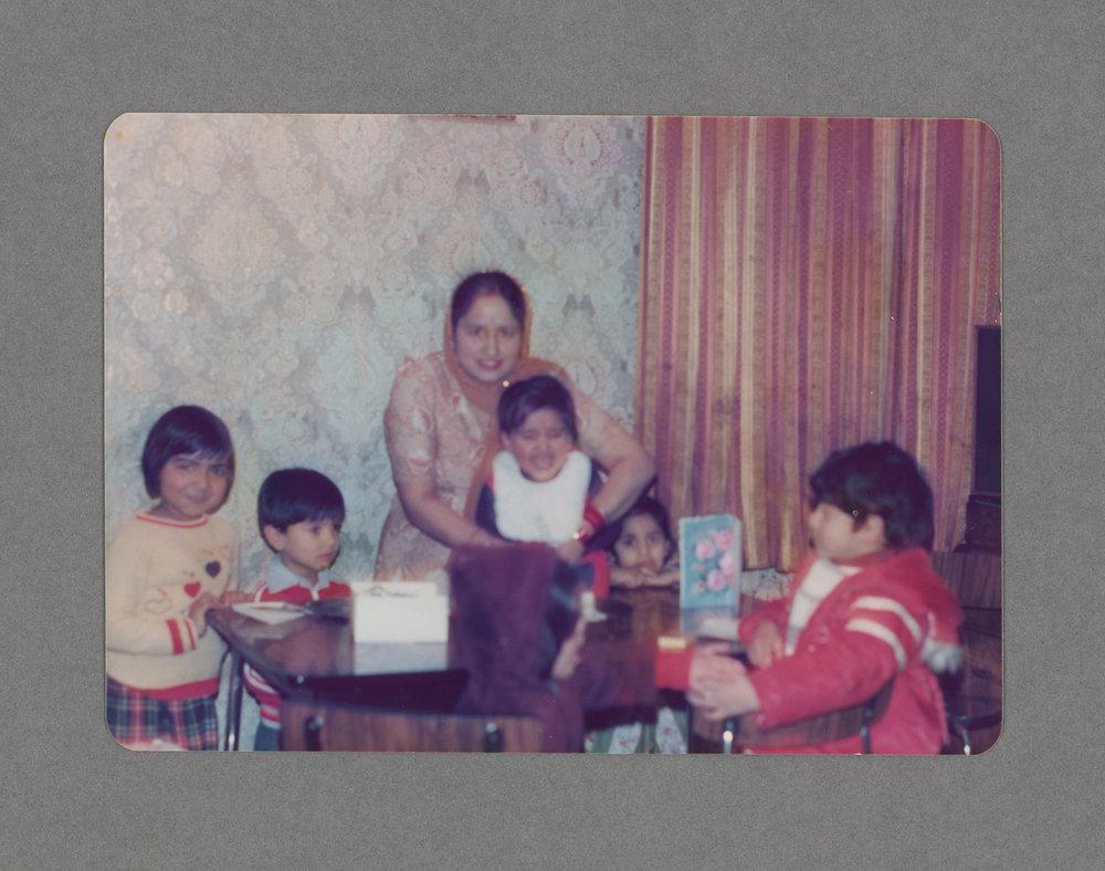 Leslie Road c.1980