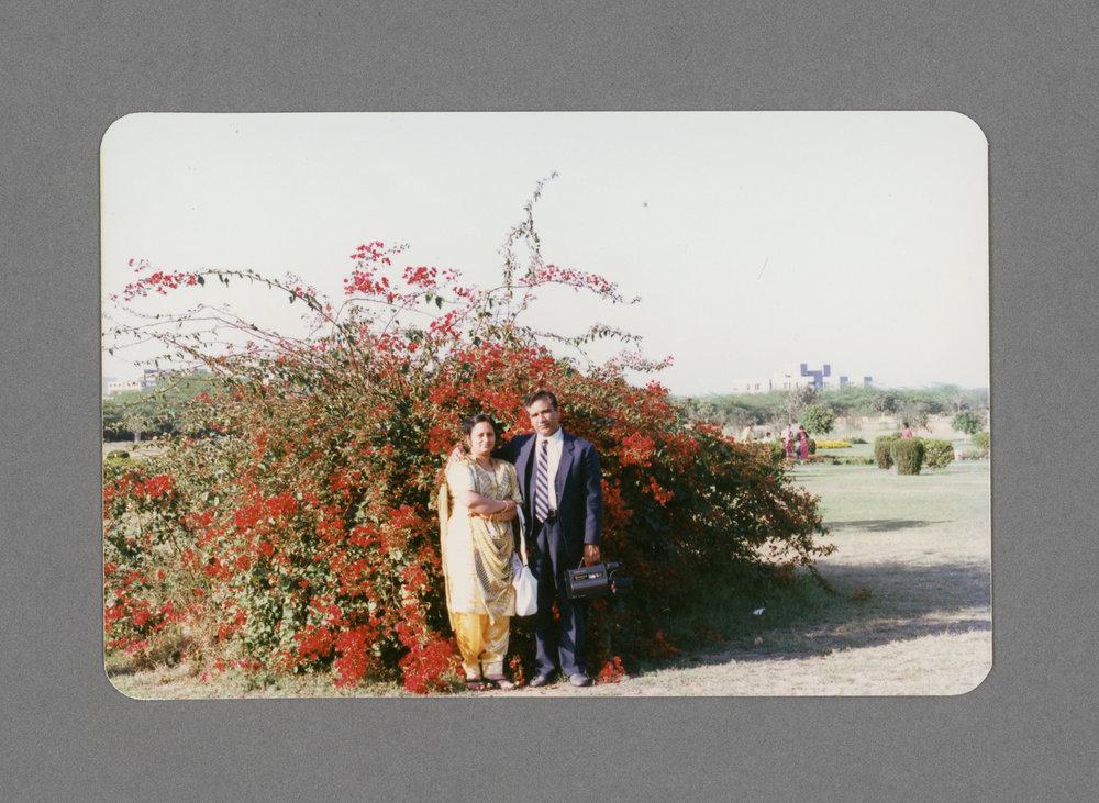 Pinjore Gardens, Haryana, India c.1982
